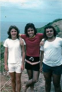 Fabio, Wellington e Pedrão
