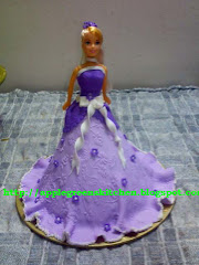 Barbie fondant