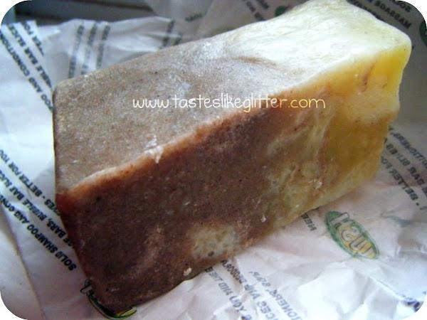 Lush Sandstone Soap.