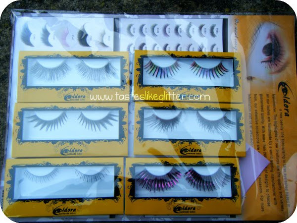 Eldora Lashes Preview.