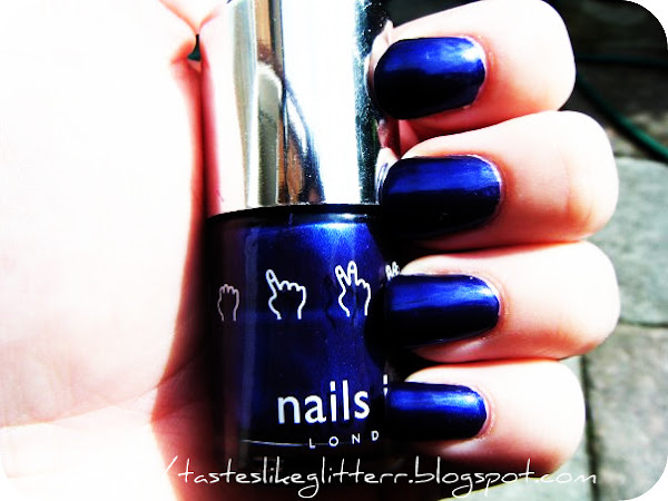 Nails Inc. - The Mall.