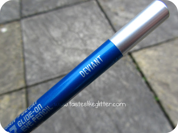 Urban Decay 24/7 Glide On Eye Pencil - Deviant.