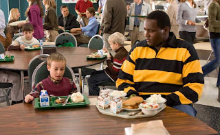 ing on movie review the blind side  it develops that michael can raise his high school gpa high enough to qualify for an athletic scholarship only by writing a good essay for his