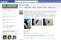 Facebook Diario El Centro