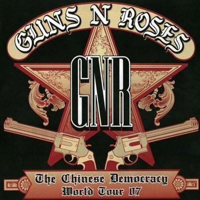 Guns n roses brasil 2010
