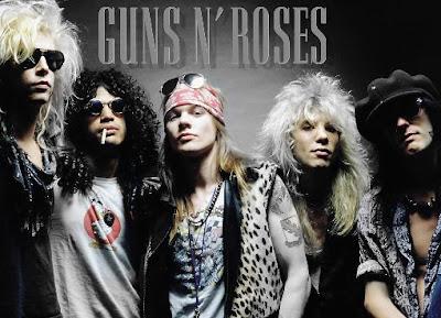 Guns n Roses 2010