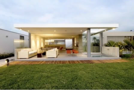 Fachadas de casas bonitas for Casa minimalista wikipedia
