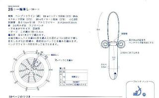 gráfico de croche capinha para vaso