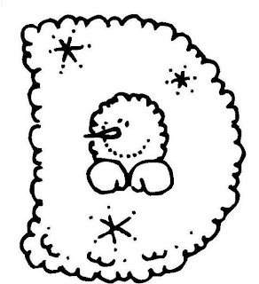 alfabeto para colorir