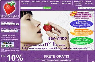 Strawberrynet Brasil