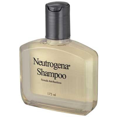 shampoo neutrogena