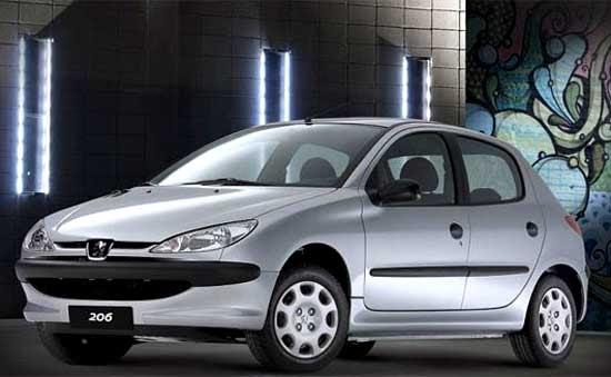 2010 Peugeot 206 CC photo - 2