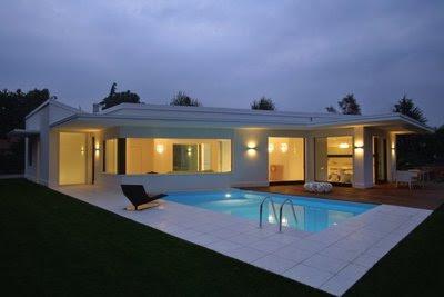 Fotos de casas lindas modernas e luxuosas for Construcciones minimalistas