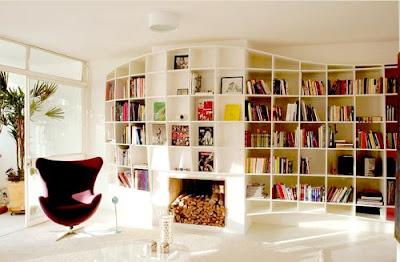 decoração moderna para sala