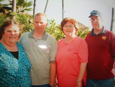 Vicky, John, Kathy, John