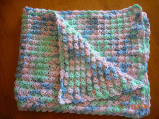How Do I Crochet Edging on a Baby Blanket? | eHow.com