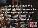 Centro Social y Cultural 14 bis-CN