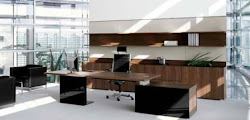 Interior ruang kantor