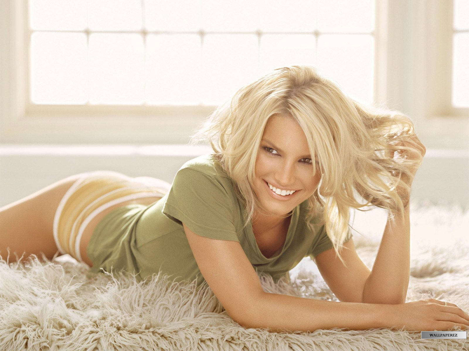 Jessica Simpson : Interested To Be In Seat Of