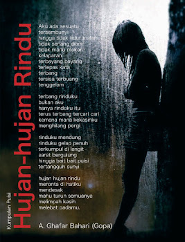 HUJAN HUJAN RINDU- A. GHAFAR BAHARI
