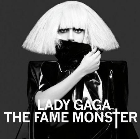 lady gaga fame monster album cover. Lady Gaga Album Cover Photo By
