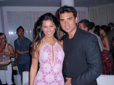 Jorge Luis Pila Y Su Esposa - ma
