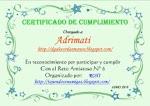 certificado de cumplimiento reto N°6