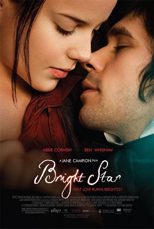 Romantic Movies 2011: Bright Star (2009), Hollywood