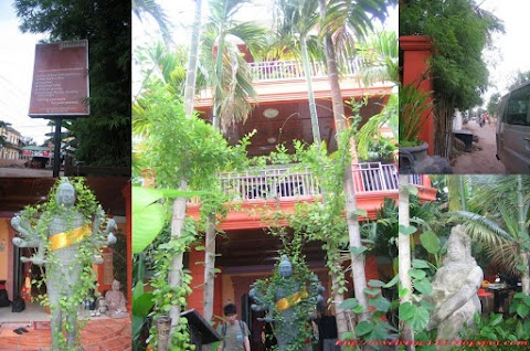 Accommodation in Siem Reap