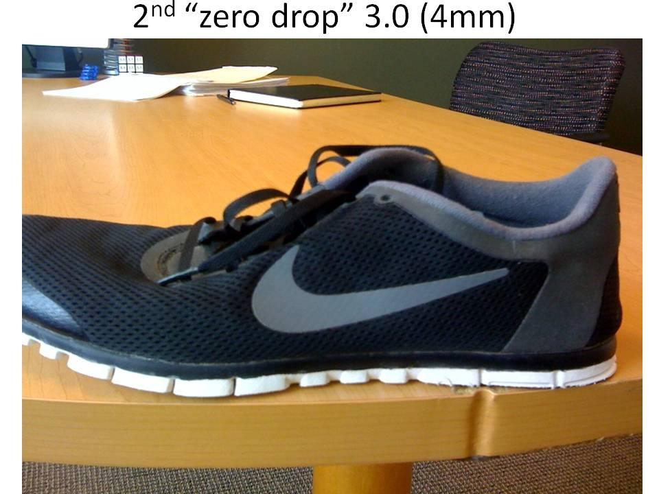 Nike Zero Drop