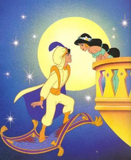 Princess Jasmine And Aladdin Funny Cartoon