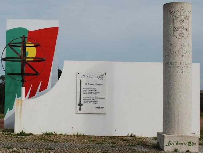 """Monumento Comemorativo da """"Batalha de Ourique"""""""