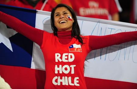 supporter cantik dan seksi piala dunia 2010