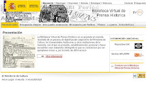 Biblioteca Virtual de la Prensa Histrica