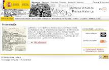 Biblioteca Virtual de la Prensa Histórica