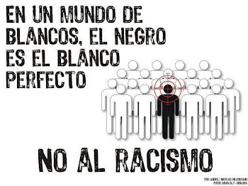 No al Racismo!!