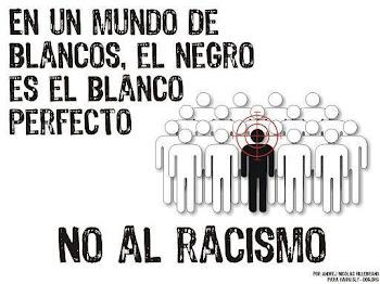 ¡¡No al Racismo!!