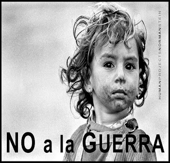 NO A LAS GUERRAS!