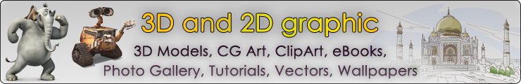 3D and 2D Graphic