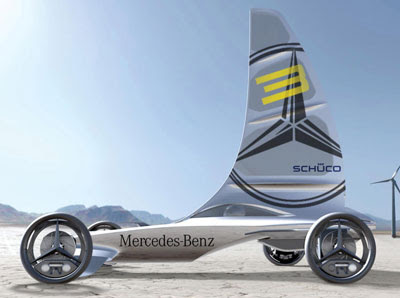 Cars from Future (Mercedes-Benz)