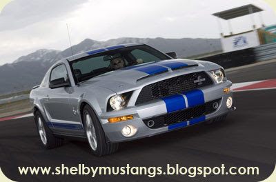 Car review - Ford Shelby Mustang GT500KR