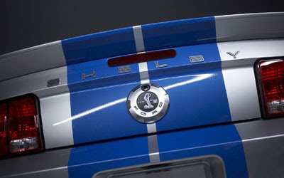 Wallpapers - Ford Shelby Mustang GT500KR (2008)