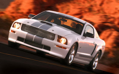 Wallpapers - Ford Shelby Mustang GT (2007)