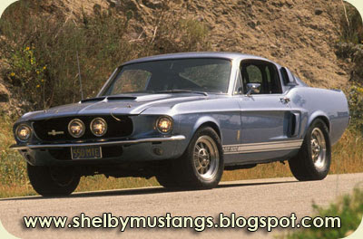 Car review - Shelby Mustang GT500 (1967)