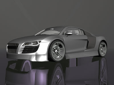 Pictures - Audi R8