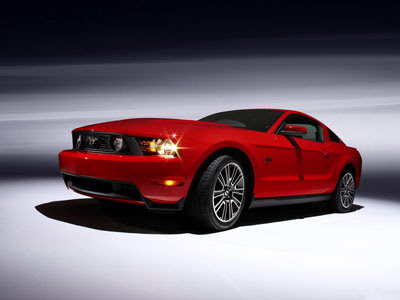 Wallpapers - Ford Mustang (2010)