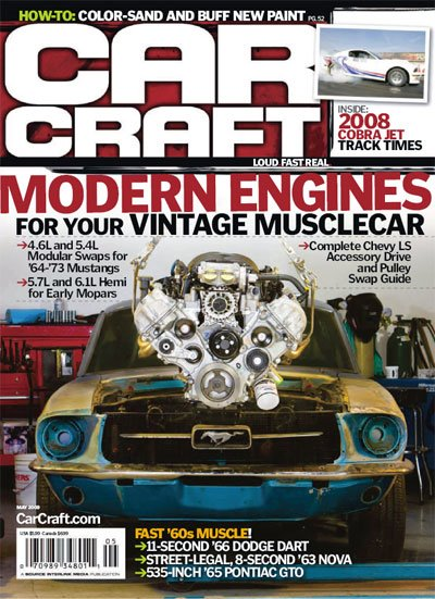 Magazine - Car Craft May 2009