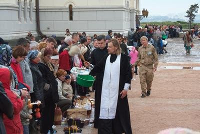 Orthodox Easter in Sevastopol