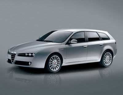 Wallpapers - Alfa Romeo 159 (2005)