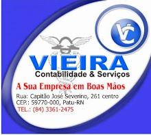 VIEIRA CONTABILIDADE - 84-3361-2475 OU PELO E-MAIL: vieira@brisanet.com.br